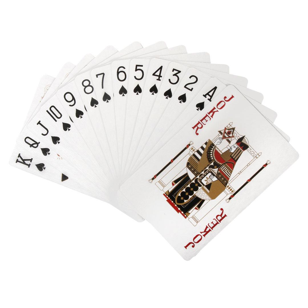 Игральная колода Сяоми Old Wolf Poker